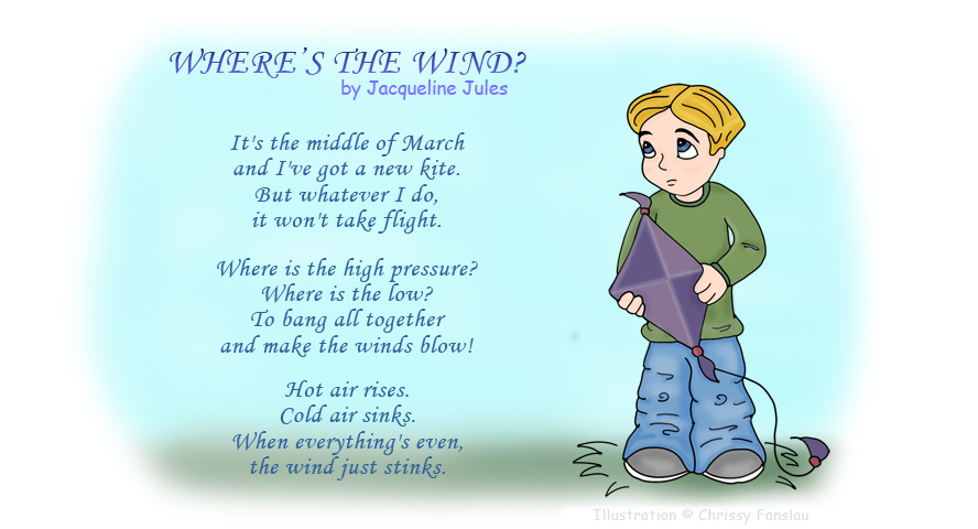 Jacqueline Jules -- Poetry from Classroom Presentations