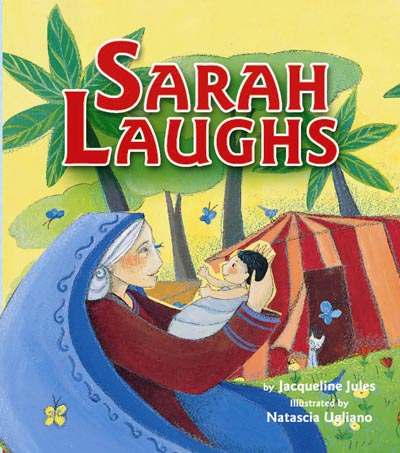 Jewish Children's Books -- Sarah Laughs