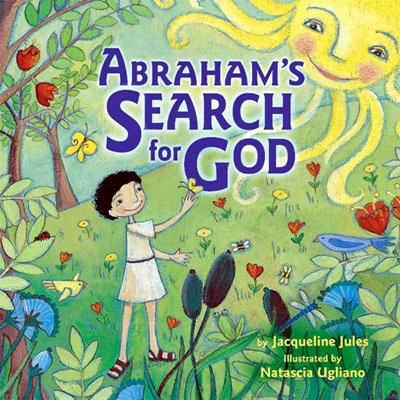 Jewish Children's Books -- Abraham's Search for God