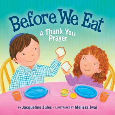 Before We Eat (board book)