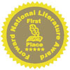 Forward National Literature Award - First Place Winner