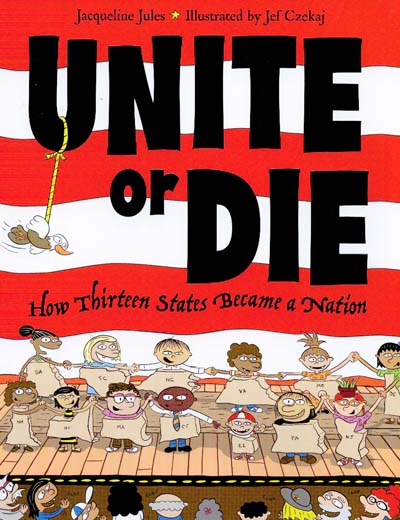 Unite or Die book cover